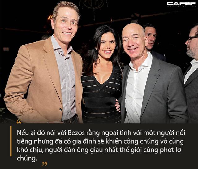 Chuyện chưa kể về cách Jeff Bezos vượt qua cơn bão truyền thông trong khủng hoảng bỏ vợ, theo bồ - Ảnh 4.