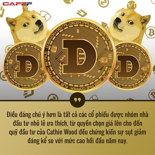 Bloomberg: Dogecoin khiến các loại tài sản như vàng hay cổ phiếu trở nên lỗi thời - Ảnh 2.