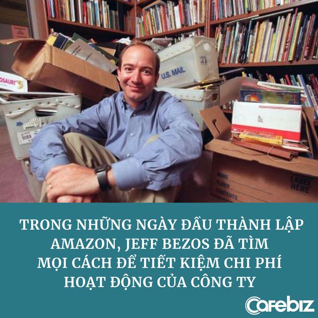 """""""Tằn tiện"""" như đại gia 200 tỷ USD Jeff Bezos: Mua hàng online, tận dụng đồ cũ, hạn chế mua thứ không cần thiết - Ảnh 1."""