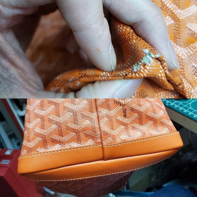 Kỳ lạ nghề sửa chữa đồ hiệu ở Hong Kong: Từ túi xách LV, Chanel đến Hermes, không gì làm khó được người thợ, khách hàng sẵn sàng trả tiền triệu và chờ đợi cả năm - Ảnh 7.