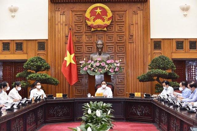 Thủ tướng: Ngành giáo dục phải đổi mới tư duy, tự lực vươn lên, không chờ ai làm thay - Ảnh 1.