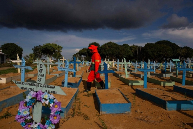 Covid-19: Số ca tử vong toàn cầu cao gấp đôi con số chính thức - Ảnh 1.