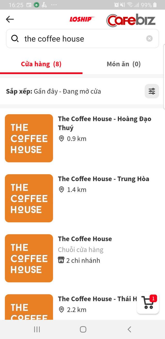 Sau 5 năm cố thủ không chơi với nền tảng thứ 3, cuối cùng The Coffee House đã xuất hiện trên một app giao đồ ăn! - Ảnh 5.