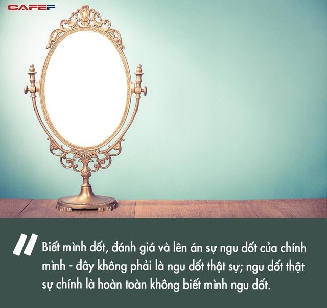Tự bắt bệnh cho bản thân chính là đỉnh cao của tu thân dưỡng tính: Biết người là khôn, biết mình mới sáng - Ảnh 1.