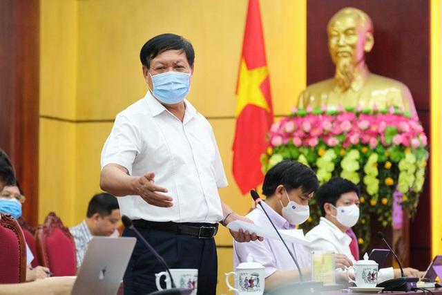 Thứ trưởng Bộ Y tế: Bắc Ninh có 1.000 F1, dứt khoát phải cách ly tập trung - Ảnh 1.