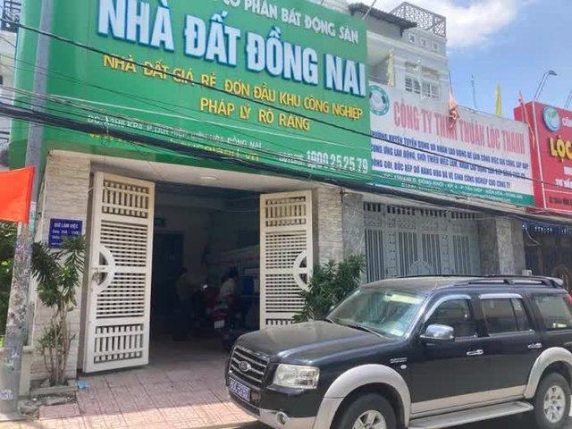 Bắt thêm 3 lãnh đạo Công ty Cổ phần BĐS Nhà đất Đồng Nai  - Ảnh 2.