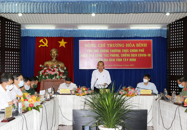 Thủ tướng Chính phủ Phạm Minh Chính triệu tập cuộc họp khẩn với 6 tỉnh biên giới Tây Nam về phòng chống dịch - Ảnh 2.