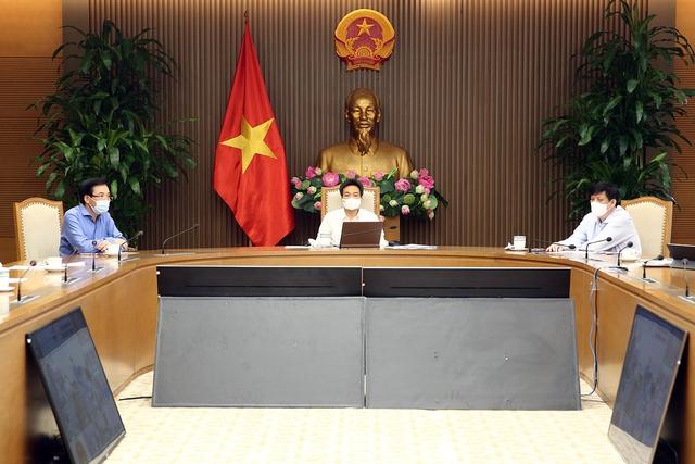 Thủ tướng Chính phủ Phạm Minh Chính triệu tập cuộc họp khẩn với 6 tỉnh biên giới Tây Nam về phòng chống dịch - Ảnh 3.