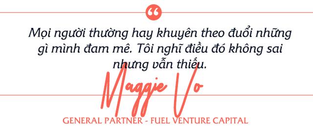 Maggie Vo: Hành trình khó tin của nữ ca sĩ tuổi teen Việt Nam trở thành lãnh đạo quỹ đầu tư hàng trăm triệu USD ở Mỹ - Ảnh 4.