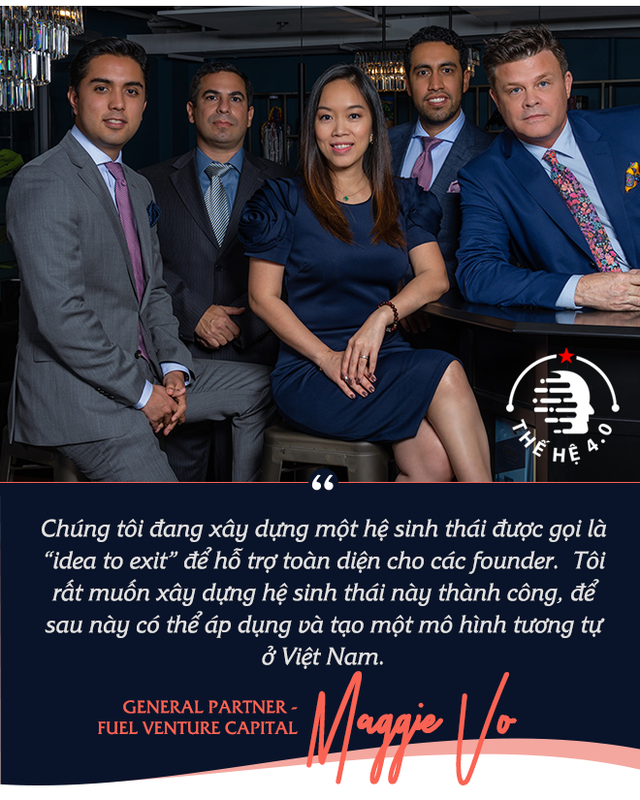 Maggie Vo: Hành trình khó tin của nữ ca sĩ tuổi teen Việt Nam trở thành lãnh đạo quỹ đầu tư hàng trăm triệu USD ở Mỹ - Ảnh 15.