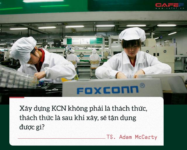 Kinh tế trưởng Mekong Economics: Việt Nam cần làm gì để tránh hiện tượng loạt KCN mọc lên như nấm? - Ảnh 4.