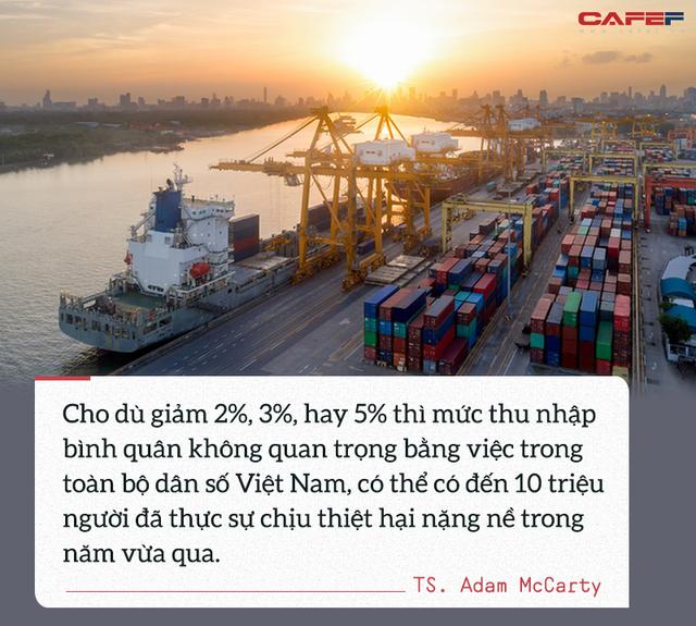 Kinh tế trưởng Mekong Economics: Việt Nam cần làm gì để tránh hiện tượng loạt KCN mọc lên như nấm? - Ảnh 6.