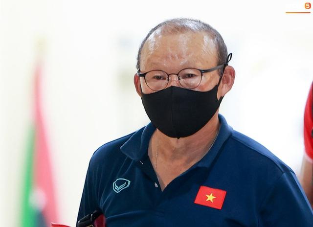 HLV Park Hang-seo căng thẳng sau trận tuyển Việt Nam hoà Jordan - Ảnh 2.