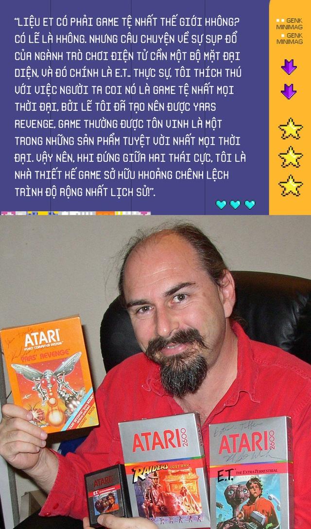 Chỉ với 5 tuần và số code nặng 8 kilobyte, coder kéo đổ tập đoàn công nghệ Atari và ngành công nghiệp triệu đô - Ảnh 6.