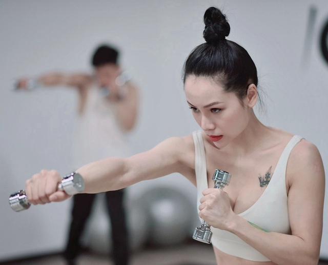 Nữ gymmer xinh đẹp làm việc 15 giờ/ngày, kiếm 200 triệu đồng mỗi tháng - Ảnh 7.