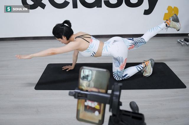 Nữ gymmer xinh đẹp làm việc 15 giờ/ngày, kiếm 200 triệu đồng mỗi tháng - Ảnh 8.