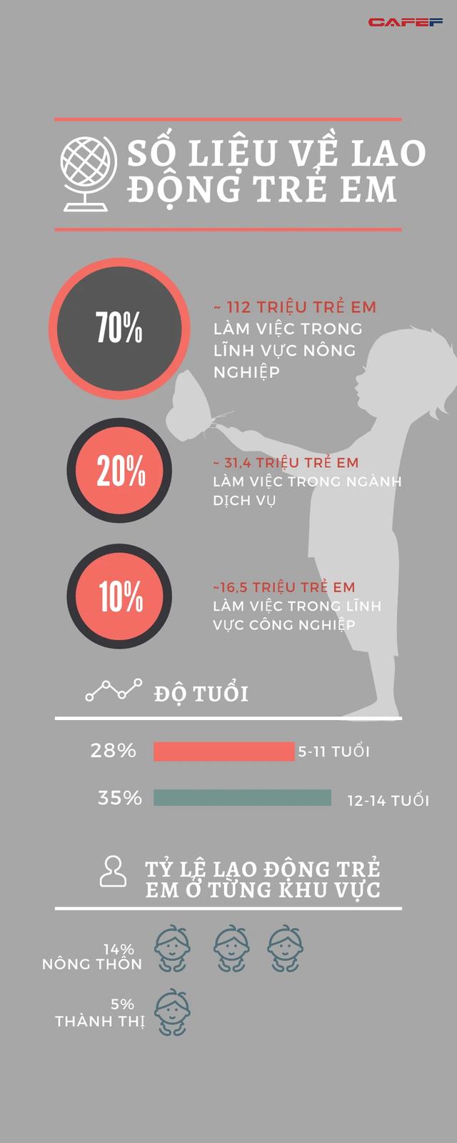 ILO: Chỉ trong 4 năm, toàn cầu tăng thêm 8,4 triệu lao động trẻ em - Ảnh 1.