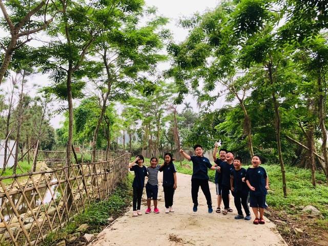 3 ngôi trường liên cấp đặc biệt ở Hà Nội - nơi trẻ được vẫy vùng giữa thiên nhiên, thoát khỏi gánh nặng điểm số: Hạnh phúc là tiêu chí giáo dục quan trọng nhất! - Ảnh 11.