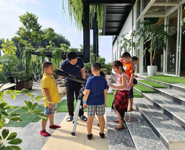 3 ngôi trường liên cấp đặc biệt ở Hà Nội - nơi trẻ được vẫy vùng giữa thiên nhiên, thoát khỏi gánh nặng điểm số: Hạnh phúc là tiêu chí giáo dục quan trọng nhất! - Ảnh 12.