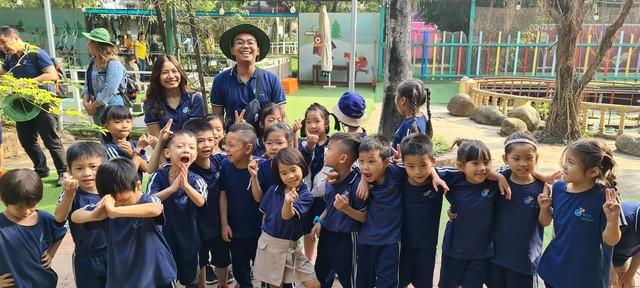 3 ngôi trường liên cấp đặc biệt ở Hà Nội - nơi trẻ được vẫy vùng giữa thiên nhiên, thoát khỏi gánh nặng điểm số: Hạnh phúc là tiêu chí giáo dục quan trọng nhất! - Ảnh 13.
