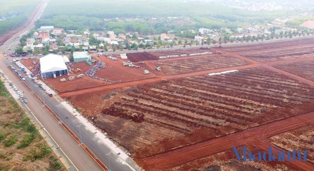 Điểm danh các dự án pháp lý chưa đầy đủ đã mở bán rầm rộ tại Bình Phước - Ảnh 4.