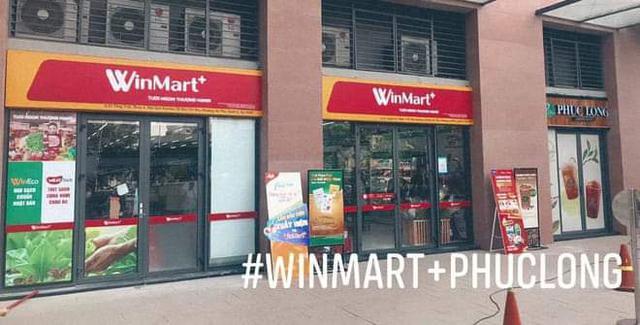 Bên trong cửa hàng VinMart+ với mô hình kết hợp Techcombank và Phúc Long lần đầu tiên xuất hiện tại Hà Nội - Ảnh 7.