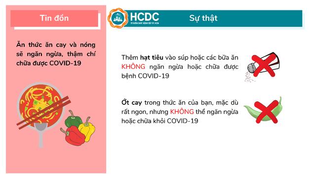 13 hiểu lầm phổ biến trong mùa dịch COVID-19, nhiều người vẫn ngây ngô tin vào các cách phòng bệnh không có cơ sở này - Ảnh 9.