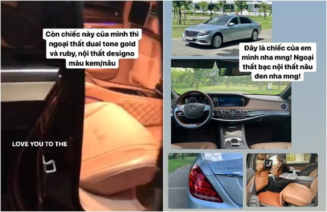 Rich kid Gia Kỳ rao bán 2 siêu xe Maybach tiền tỷ để ủng hộ một ít cho Quỹ vaccine phòng Covid-19 - Ảnh 2.