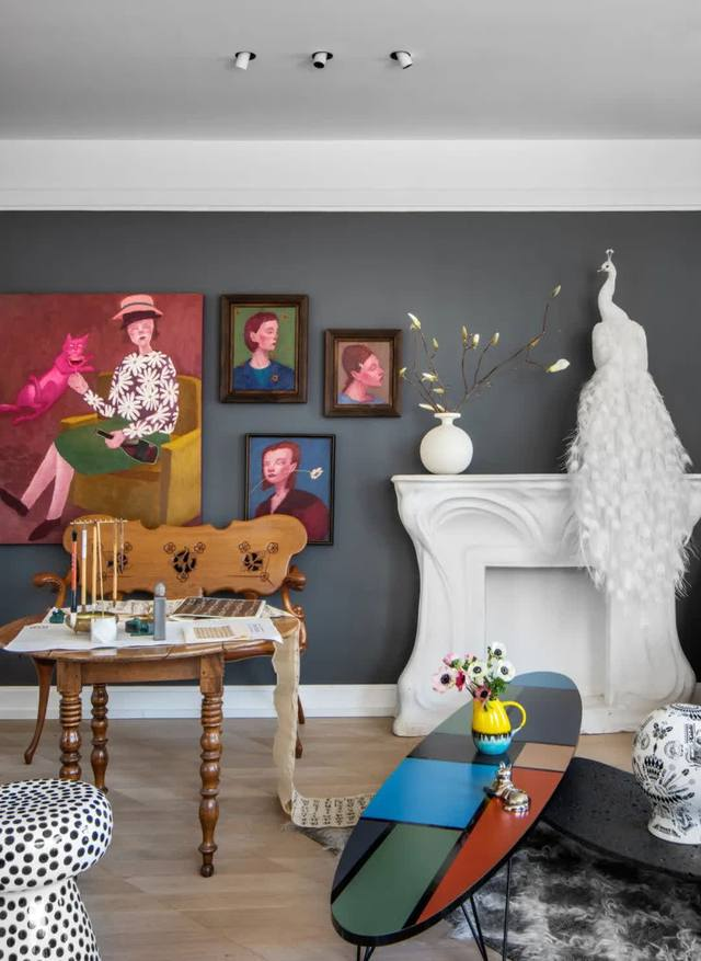 """Biệt thự đặc biệt của bà mẹ 7x: Tự tay sửa """"đồng nát"""" thành đồ nội thất, ngắm không gian sống ai cũng trầm trồ vì quá nghệ thuật - Ảnh 12."""