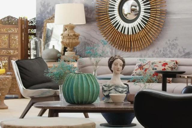"""Biệt thự đặc biệt của bà mẹ 7x: Tự tay sửa """"đồng nát"""" thành đồ nội thất, ngắm không gian sống ai cũng trầm trồ vì quá nghệ thuật - Ảnh 13."""