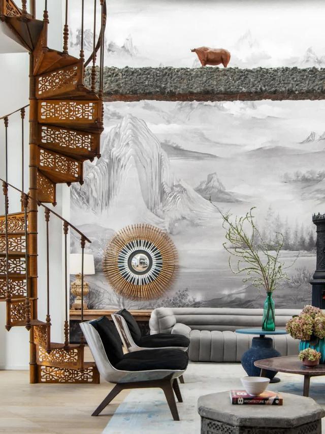 """Biệt thự đặc biệt của bà mẹ 7x: Tự tay sửa """"đồng nát"""" thành đồ nội thất, ngắm không gian sống ai cũng trầm trồ vì quá nghệ thuật - Ảnh 16."""