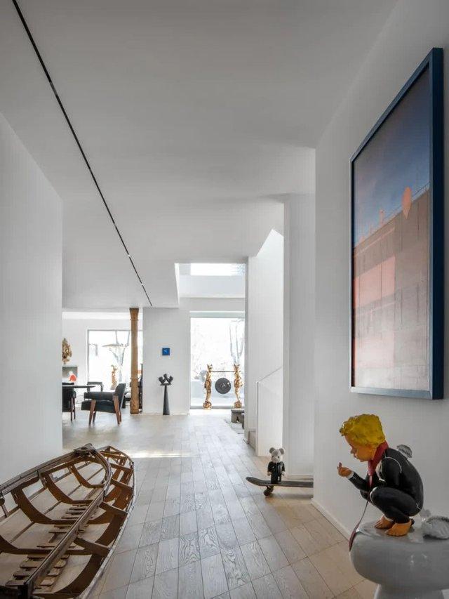 """Biệt thự đặc biệt của bà mẹ 7x: Tự tay sửa """"đồng nát"""" thành đồ nội thất, ngắm không gian sống ai cũng trầm trồ vì quá nghệ thuật - Ảnh 20."""