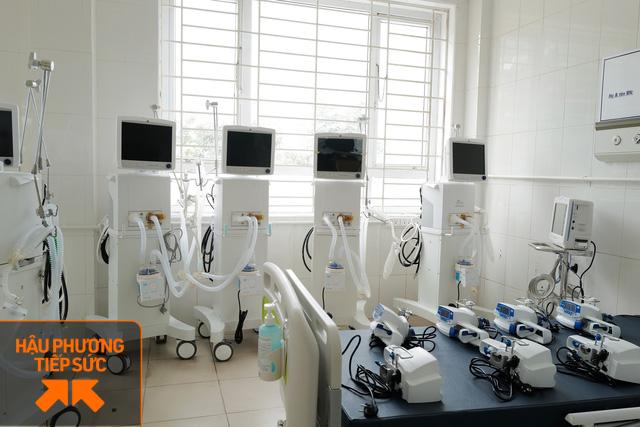Vừa xây Trung tâm hồi sức tích cực cho Bắc Giang, Sungroup và công ty con ủng hộ Quỹ vắc xin 320 tỷ đồng, Vietlot, Kho bạc Nhà nước, DATC ủng hộ gần 6,5 tỷ - Ảnh 3.