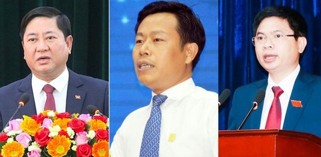 38 bí thư tỉnh ủy, thành ủy, 3 chủ tịch tỉnh trúng cử ĐBQH khóa XV  - Ảnh 2.