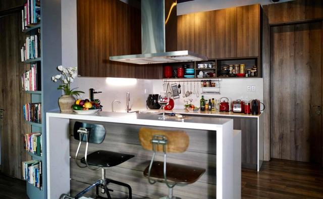 Không gian căn hộ tiện nghi, đậm chất nghệ thuật của diva Hồng Nhung: Nơi để gia đình vui vầy, gắn bó yêu thương - Ảnh 1.