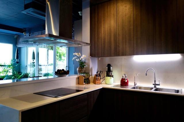 Không gian căn hộ tiện nghi, đậm chất nghệ thuật của diva Hồng Nhung: Nơi để gia đình vui vầy, gắn bó yêu thương - Ảnh 2.