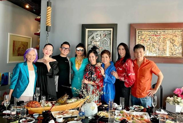 Không gian căn hộ tiện nghi, đậm chất nghệ thuật của diva Hồng Nhung: Nơi để gia đình vui vầy, gắn bó yêu thương - Ảnh 15.