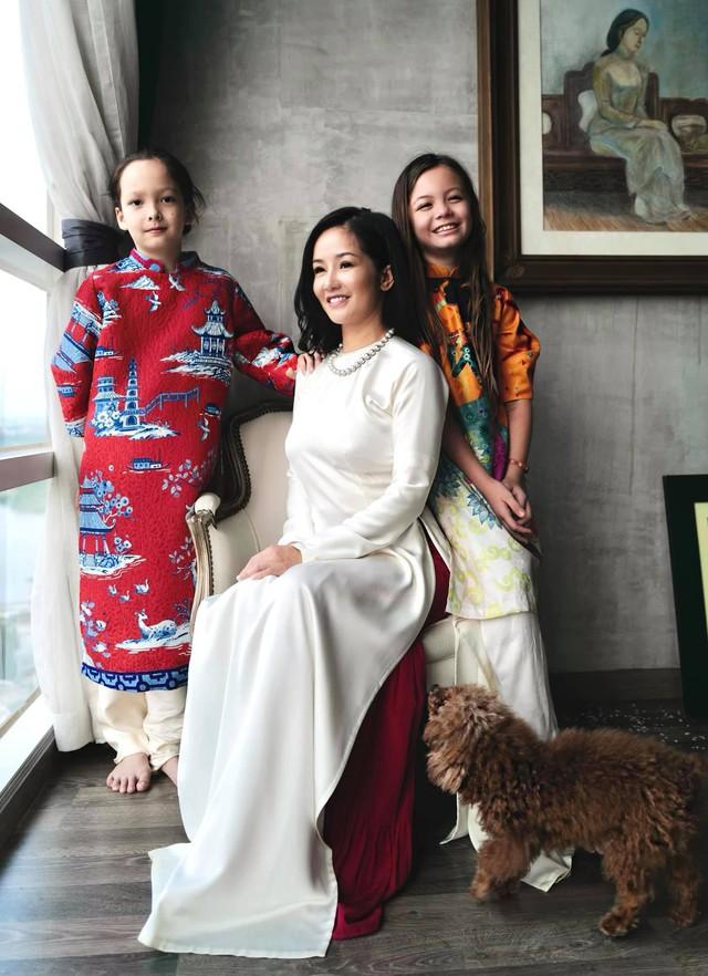 Không gian căn hộ tiện nghi, đậm chất nghệ thuật của diva Hồng Nhung: Nơi để gia đình vui vầy, gắn bó yêu thương - Ảnh 13.