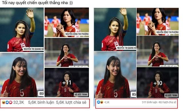 Ảnh chế hài hước: Cầu thủ ĐT Việt Nam hóa mỹ nhân hút hồn trước trận gặp ĐT Malaysia tối nay - Ảnh 16.