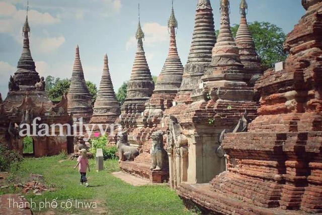 Ông bố đưa con đi du lịch từ nhỏ: 12 tuổi phượt Myanmar, nói tiếng Anh hơn sinh viên đại học và bí quyết gia đình chung nhịp thở - Ảnh 3.