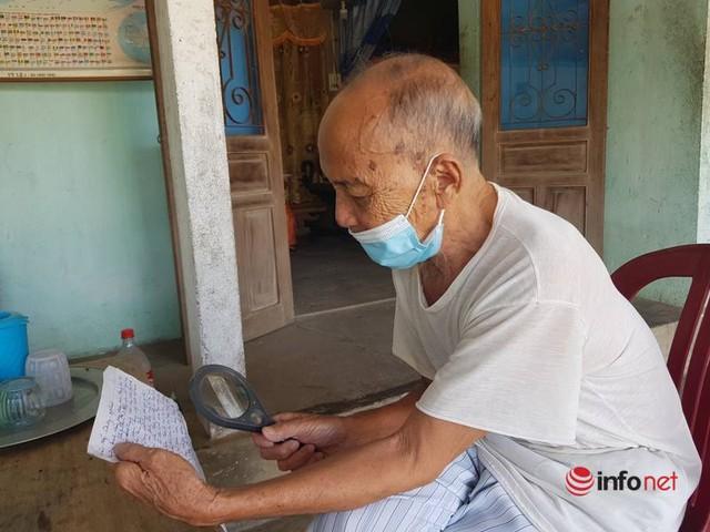 Cụ ông 96 tuổi rút 10 triệu tiền lo trăm tuổi để ủng hộ quỹ phòng chống Covid-19 - Ảnh 3.