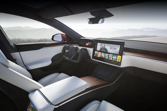 Tesla bắt đầu bàn giao siêu sedan Model S Plaid: mạnh 1.020 mã lực, tăng tốc 1-100 km/h trong dưới 2 giây, giá từ 131.000 USD - Ảnh 3.