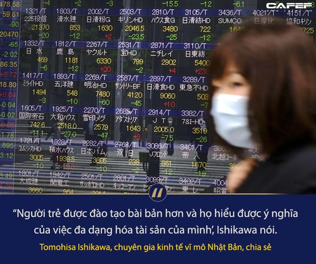 Mua số cổ phiếu bằng tiền 2 bữa ăn sáng, cô gái trẻ bị bố mẹ bảo đánh bạc: Bóng ma quá khứ ám ảnh TTCK Nhật Bản - Ảnh 4.