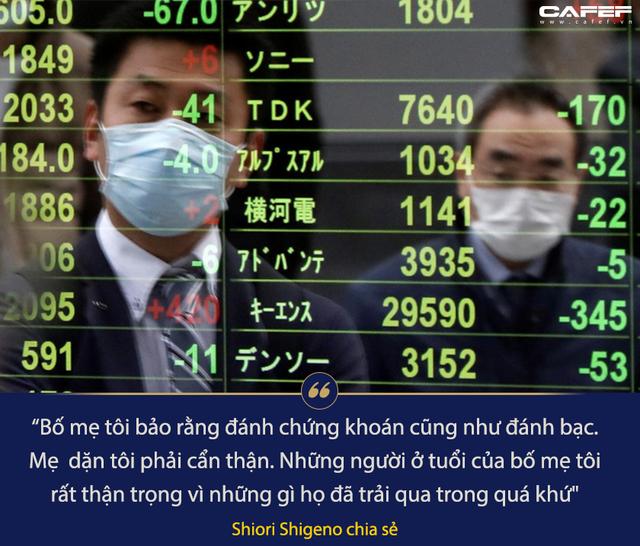 Mua số cổ phiếu bằng tiền 2 bữa ăn sáng, cô gái trẻ bị bố mẹ bảo đánh bạc: Bóng ma quá khứ ám ảnh TTCK Nhật Bản - Ảnh 2.