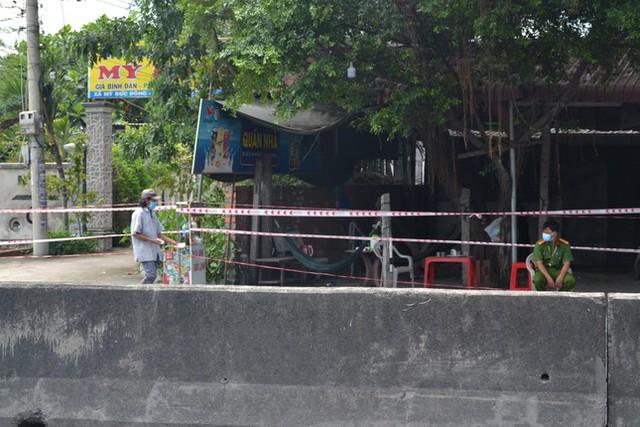 Cận cảnh Tiền Giang ngày đầu thực hiện giãn cách xã hội  - Ảnh 13.