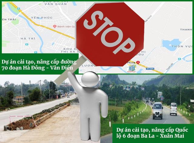Chi tiết 82 dự án BT chính thức bị dừng triển khai ở Hà Nội - Ảnh 2.
