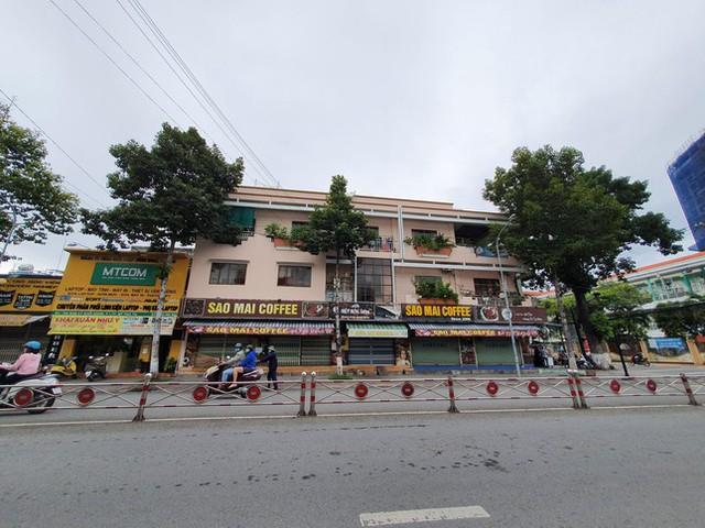 Cận cảnh Tiền Giang ngày đầu thực hiện giãn cách xã hội  - Ảnh 3.