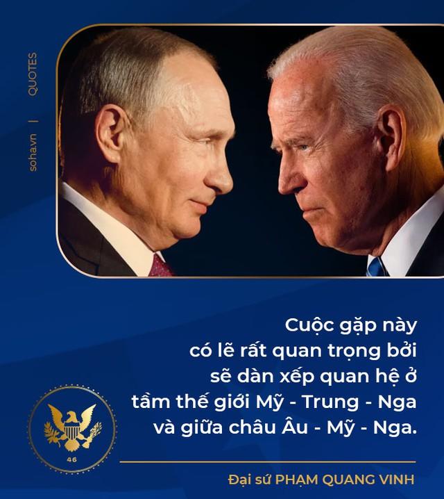 Tổng thống Biden công du châu Âu: Giải bài toán Trung Quốc, phép thử từ đồng minh và tính toán với nước Nga - Ảnh 5.