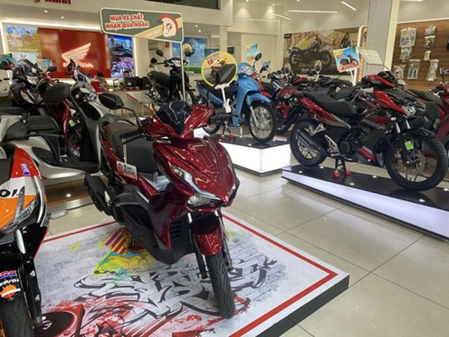 Nhiều mẫu xe máy hết chảnh  - Ảnh 1.