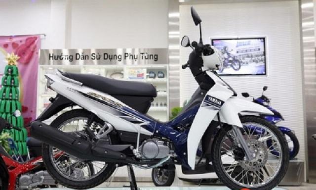 Xe máy giá rẻ, tiết kiệm xăng, chọn Honda Wave Alpha hay Yamaha Sirius? - Ảnh 2.